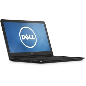 "Laptop Dell Inspiron 5558, 15.6"", Intel® Core™ i3-5005U 2.00GHz, Broadwell™, 4GB, 1TB, DVD-RW, Intel® HD Graphics, Ubuntu version 14.04 SP1, Negru, DI5558I341TUMDS"