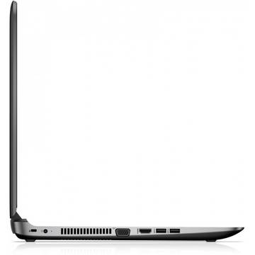 Laptop HP ProBook 470 G3, 17.3'', HD+, Intel® Core™ i7-6500U, 8GB, 1TB, Radeon R7 M340 2GB, FreeDos, Gri, P4P75EA