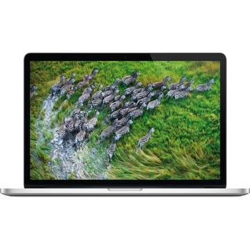 "Laptop Apple MacBook Pro 15 Retina, Intel® Quad Core™ i7 2.50GHz, Haswell™, 15.4"", Retina Display, 16GB, 512GB SSD, AMD Radeon™ M370X 2GB, OS X Yosemite, Argintiu, mjlt2ro/a"