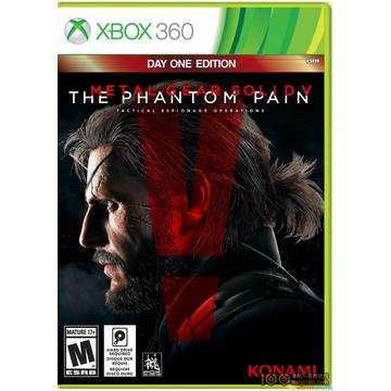 Joc Konami Metal Gear Solid V: The Phantom Pain D1 Edition Xbox 360