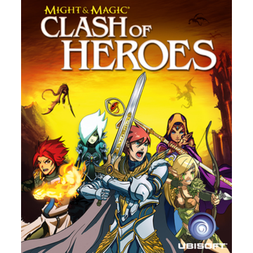 Joc Ubisoft Might and Magic: Clash of Heroes pentru PC