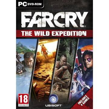 Joc Ubisoft Compilation Far Cry Wild Expedition pentru PC