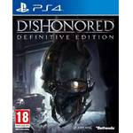Joc Bethesda Dishonored Definitive Edition GOTY HD pentru Playstation 4