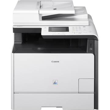 Multifunctional Canon MF728CDW, A4, Color, Laser, Alb, CH9947B002AA