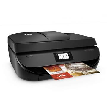Multifunctional HP Deskjet Ink Advantage 4675, A4, Color, Inkjet, Negru, F1H97C