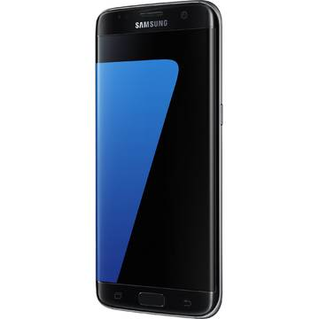 Telefon mobil Samsung Galaxy S7 Edge, Single SIM, 5.5 inch, 4G, 4GB RAM, 32GB, Black