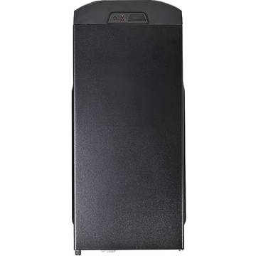 Carcasa Spire SP1603B-500W-E1, Middle Tower, ATX, mATX, Negru