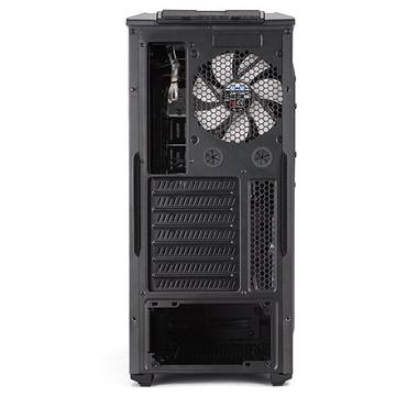 Carcasa ZALMAN Z9 PLUS, Middle Tower, ATX, mATX, Negru