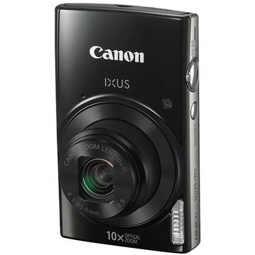 Camera foto Canon IXUS 180, 20 MP, Negru