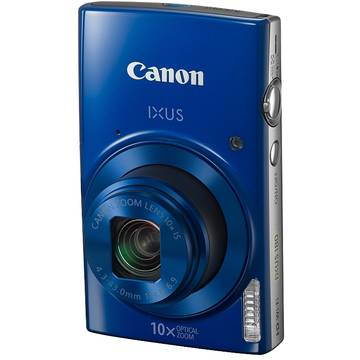 Camera foto Canon Ixus 180, 20 MP, Albastru