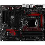 Placa de baza MSI Z170A GAMING M3, ATX, Socket 1151