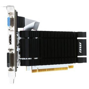 Placa video MSI GeForce GT 730, 2 GB DDR3, 64 bit