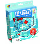 Smart Games Joc Smart Games City Maze - The GPS Puzzle, 7...