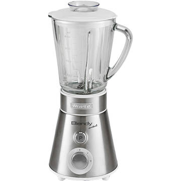 Blender Ariete 561, 300 W, 800 ml, Argintiu