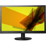Monitor AOC E2260SWDA, 21.5 inch, 5 ms, Full HD, Negru