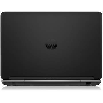 Laptop HP T9X64EA, Intel Core i5-6200U, 8 GB, 1 TB, Microsoft Windows 7 + Microsoft Windows 10 Pro, Negru / Argintiu