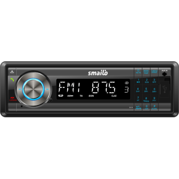 Player auto Smailo Easy Talk & Drive, 4 x 40W, Bluetooth, USB, Aux, CardReader