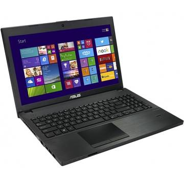 Laptop Asus PU551JH-CN053G, Intel Core i7-4712MQ, 16 GB, 1 TB, Microsoft Windows 7 Pro, Negru