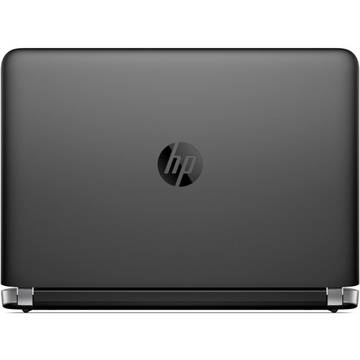 Laptop HP W4N97EA, Intel Core i7-6500U, 8 GB, 256 GB SSD, Microsoft Windows 7 + Microsoft Windows 10 Pro, Argintiu