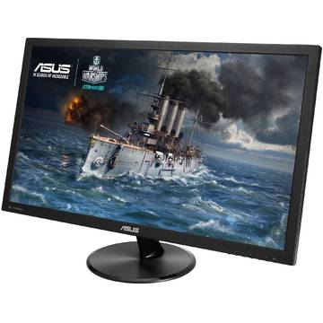 Monitor Asus VP278Q, 27 inch, Full HD, 1 ms GTG, Negru