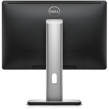 Monitor Dell P2016, 19.5 inch, WXGA+, 8 ms, Negru
