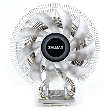 Cooler ZALMAN CNPS9800 MAX, 120 mm, 900 - 2200 RPM, LED Albastru