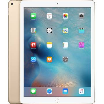 Tableta Apple iPad Pro, 4 GB RAM, 128 GB, Auriu