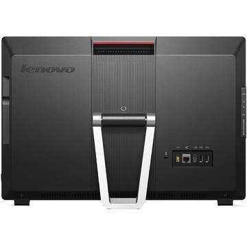 Sistem All in One Lenovo ThinkCentre S200Z, Intel Pentium N3700, 4 GB, 500 GB, Microsoft Windows 10 Pro, Negru