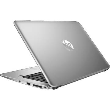 Laptop HP EliteBook 1030 G1, Intel Core m5-6Y54, 8 GB, 512 GB SSD, Microsoft Windows 10 Pro, Argintiu