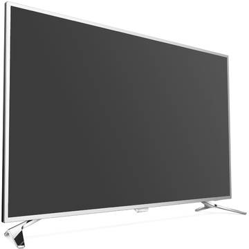 Televizor Philips PUS6501/12, 139 cm, 4K UHD, Smart TV, Argintiu