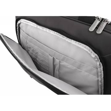 Geanta Canyon All Business Bag pentru Notebook-uri de 15.6'', Negru