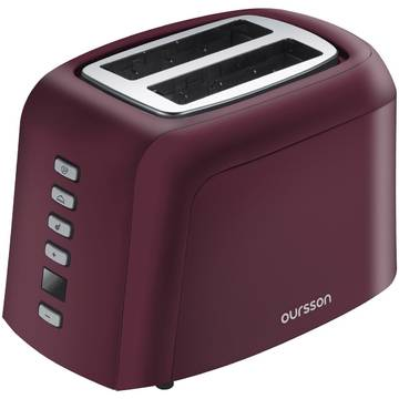 Toaster Oursson TO2145D/DC, 800 W, Visiniu