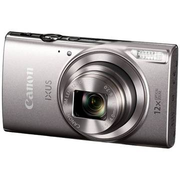 Camera foto Canon IXUS 285 HS, 20.2 MP, Argintiu