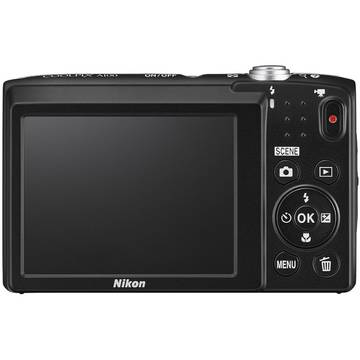 Camera foto Nikon COOLPIX A100, 20.1 MP, Negru