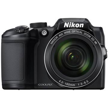Camera foto Nikon COOLPIX B500, 16.76 MP, Negru