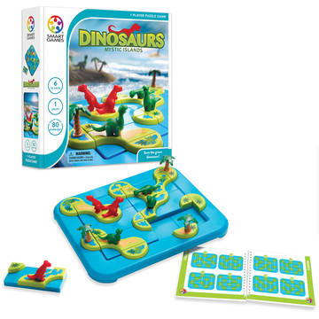 Joc Smart Games Dinosaurs Mystic Islands