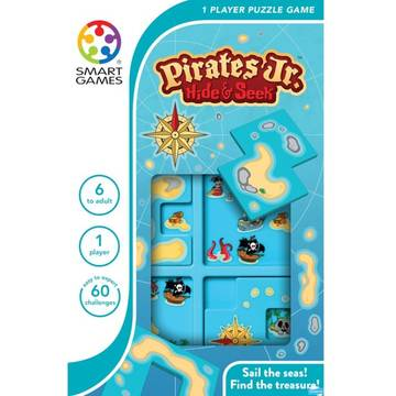 Joc Smart Games Hide Seek Pirates Junior
