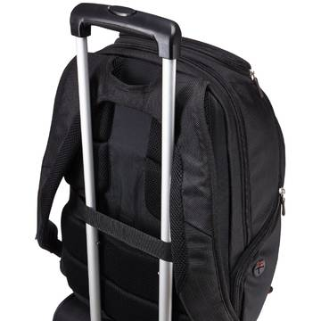 "Rucsac Laptop Case Logic Evolution Plus BPEP115K, 15.6"", Negru"