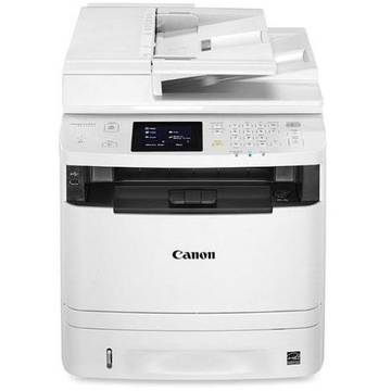 Multifunctional Canon i-Sensys MF411DW, A4, Monocrom, Laser, Alb