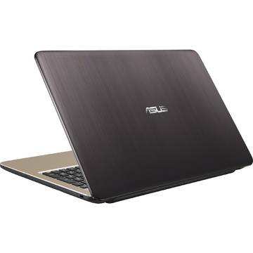 Laptop Asus X540LA-XX538D, Intel Core i3-5005U, 15.6 inch, 4GB RAM, 1TB, DVD-RW, Gold