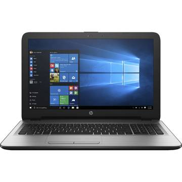 Laptop HP 250 G5, Intel Core i7-6500U, 15.6 inch, 4GB RAM, 1TB, Win 10 Home, Argintiu