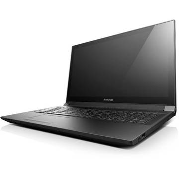 Laptop Lenovo IdeaPad B50-80, Intel Core i3-4030U, 15.6 inch , 4GB RAM, 500GB, DVD-RW, Intel HD Graphics 4400, FreeDOS, Negru