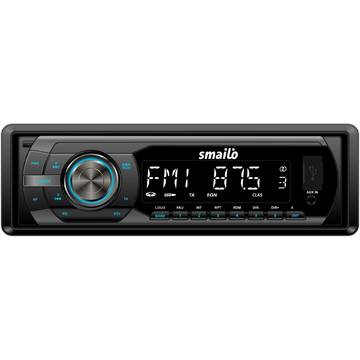 Player auto Smailo Music X2, 4 x 40W, USB, AUX