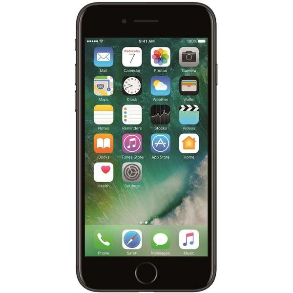 Telefon mobil Apple iPhone 7, 128GB, Black