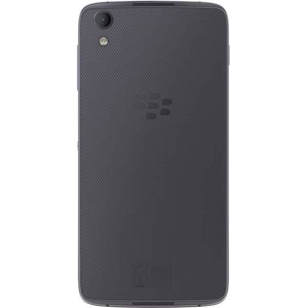 Telefon mobil BlackBerry DTEK50, Single SIM, 5.2 inch, 4G, 3GB RAM, 16GB, Gri