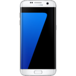 Telefon mobil Samsung Galaxy S7 Edge, Single SIM, 5.5 inch, 4G, 4GB RAM, 32GB, Alb