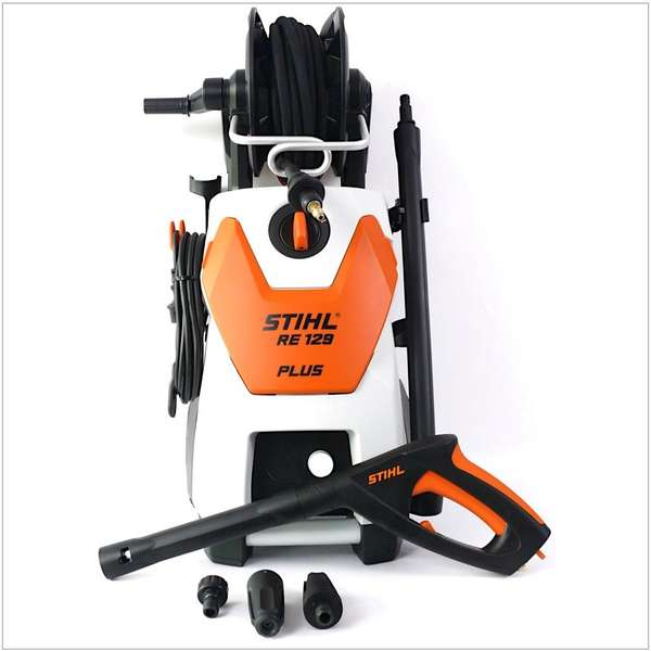 Masina de curatat cu presiune STIHL RE 129 Plus, Electric, 2300 W, 500 l/h
