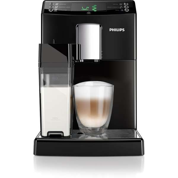 Espressor Philips HD8834/09, 1850 W, 1.8 l, 15 Bar, Negru