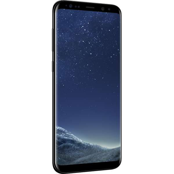 Telefon mobil Samsung Galaxy S8 Plus, 64GB, 4G, Midnight Black