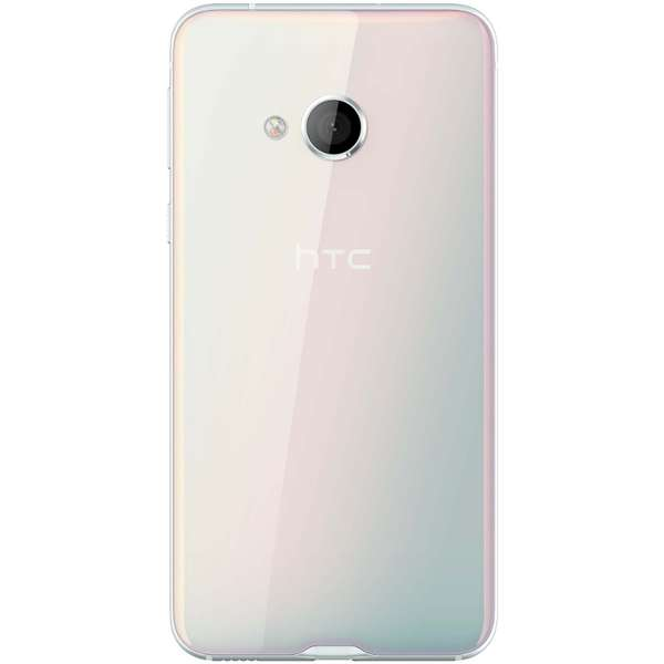 Telefon mobil HTC U Play, Single SIM, 5.2 inch, 3 GB RAM, 32 GB, Alb